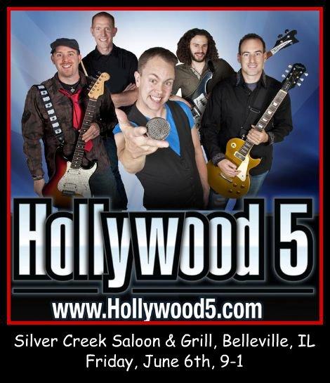 Hollywood 5 6-6-14