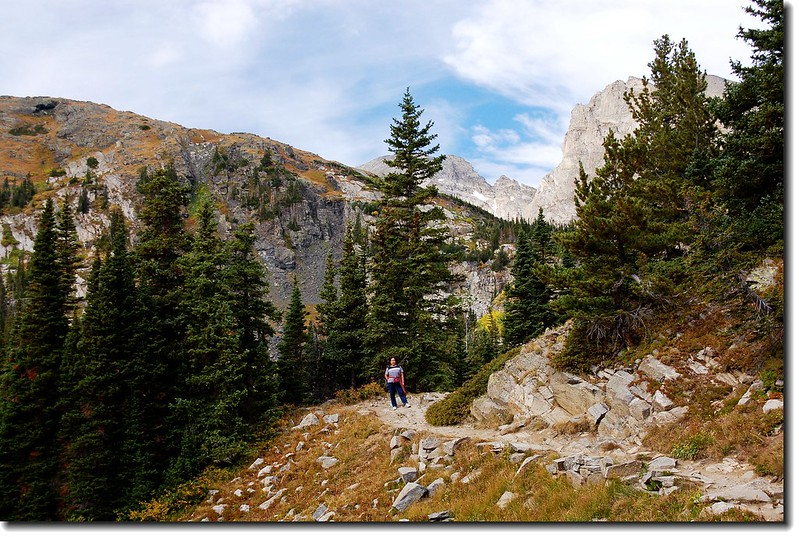 Pawnee Pass Trail 3