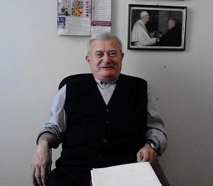 Noicattaro. Padre Ermanno Cristini
