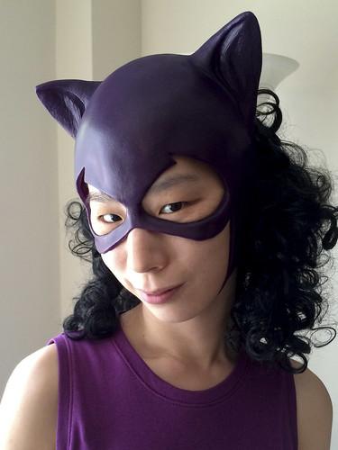 Balent Catwoman Cowl