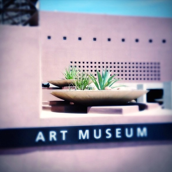 ASU Art Museum from Flickr via Wylio