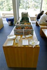 Frühstück beim Barcamp Bodensee