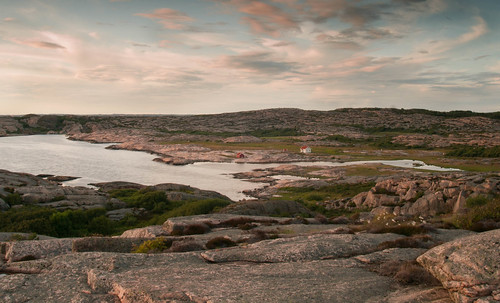 sunset cloudy sverige bohuslän landskap fykan 1plats 2motiv