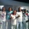 Mestres Paulão, Tio Robson e Assis no evento do Mestre Juarez, no mês de junho. Vamos que vamos. #OcupaCapoeira.