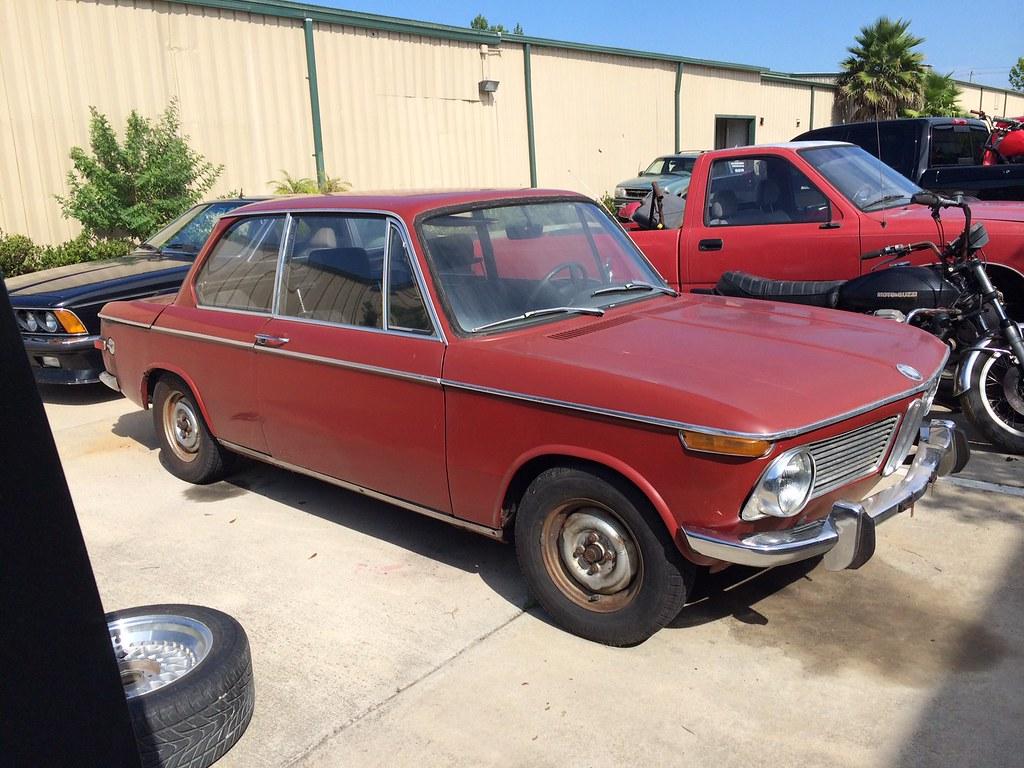 BMW 2002 Tii For Sale >> Buy new 1969 BMW 1600 e10 - 2002 3.0cs 2800cs e9 1966 1967 ...
