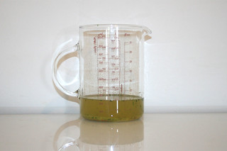 11 - Zutat Gemüsebrühe / Ingredient vegetable stocks