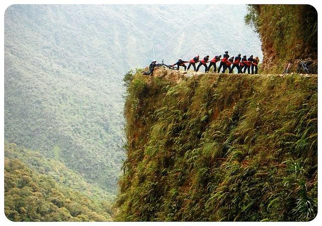 death road bolivia