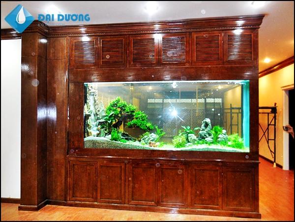 Hồ thủy sinh 3m tại Phan Thiết