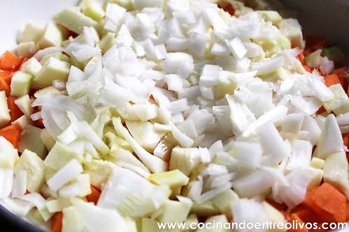 Merluza en papillote con verduras www.cocinandoentreolivos (4)