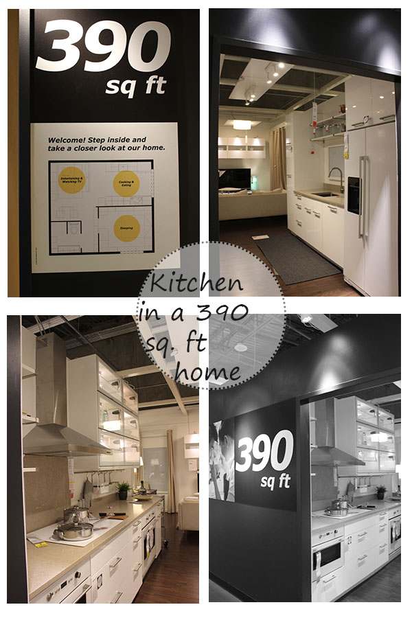 390 sq ft home in ikea