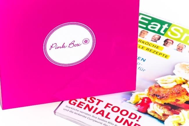 Pink Box Juni 2014, Inhalt Pink Box