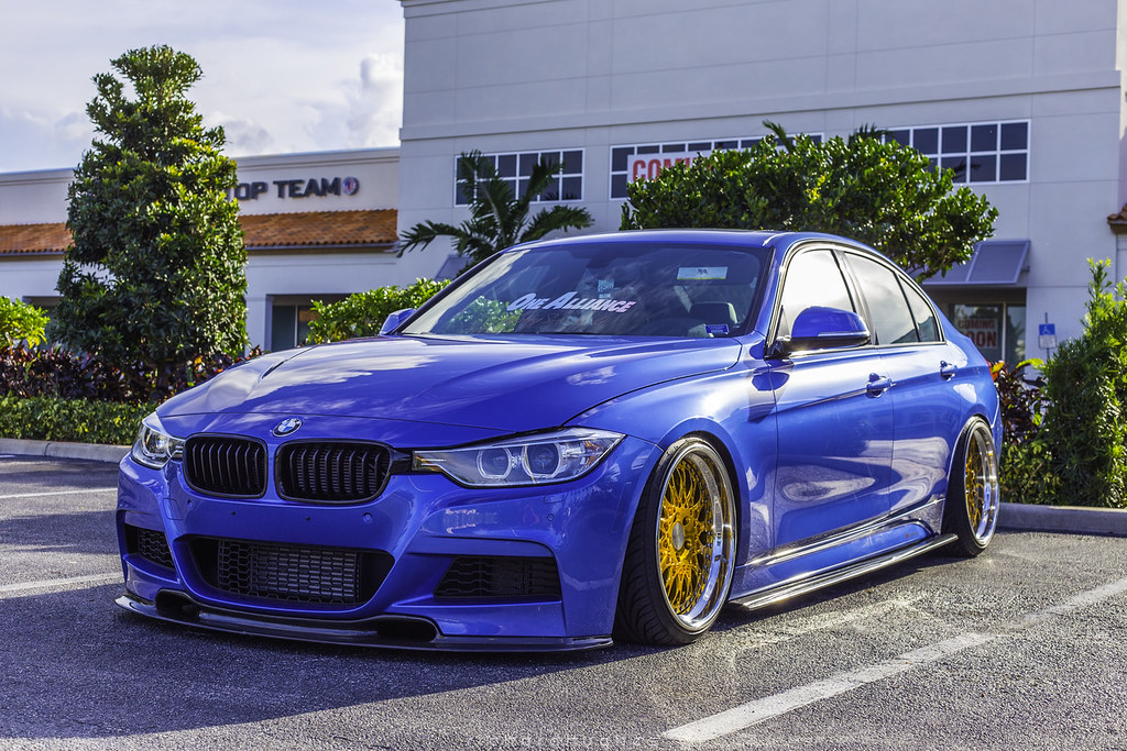 Official Slammed Stanced F30 F32 Thread