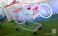 Robinsons Supermarket Grocery Cart