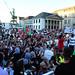 Lautstarker Protest gegen Israel