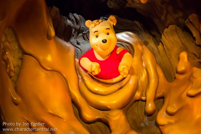 Tokyo May 2014 - Pooh's Hunny Hunt