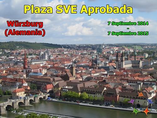 Plaza SVE aprobada