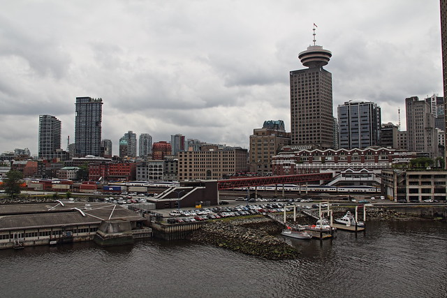 Vancouver BC waterfront 20140613