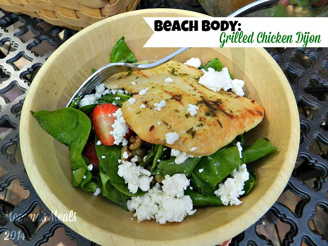 Beach Body Dijon Chicken (14)