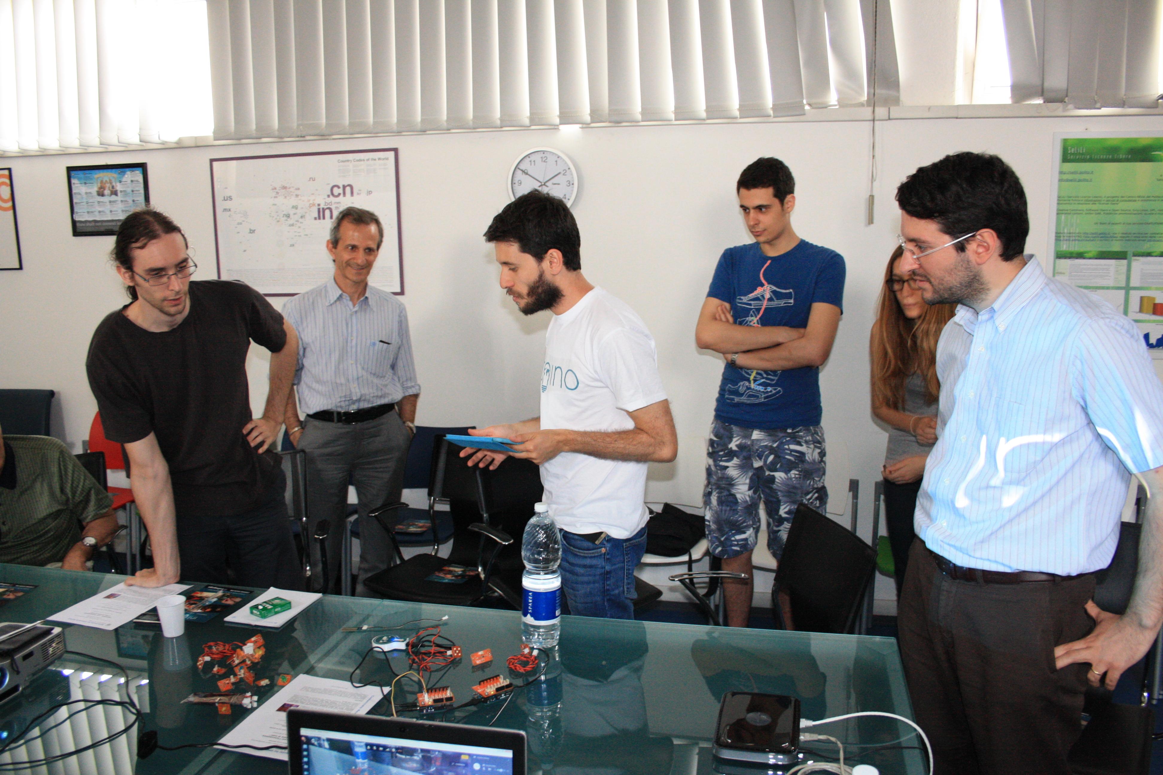 22° Nexa Lunch Seminar - INTOINO, così l'innovazione è alla portata di tutti