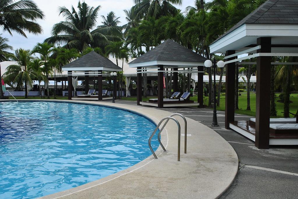 Pool Aquarius Waterfront Hotels