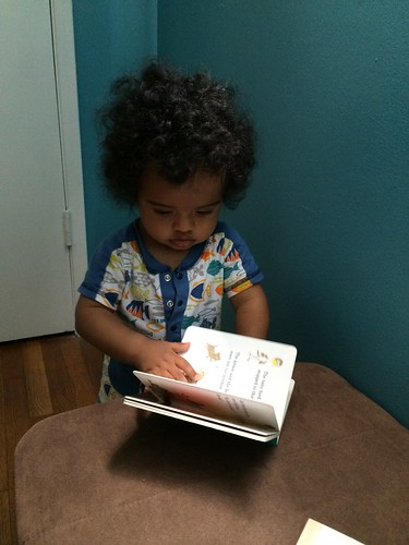 Reading time, 11+ months