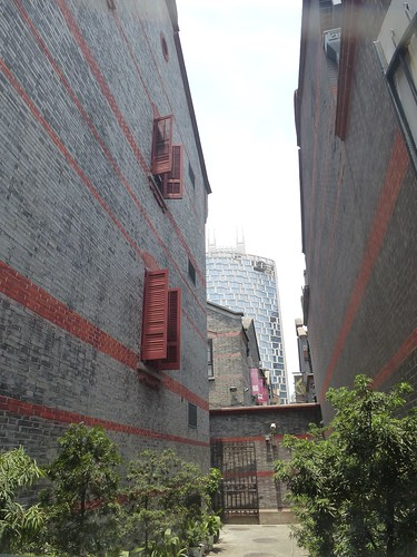 Shanghai-Concession francaise-Xintiandi (19)