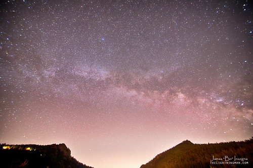 sky mountains nature night canon way stars landscape colorado space astrophotography milky astrology milkyway 6d rokymountains jamesboinsogna