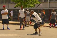 NYC Stickball, Jun 2014 - 38