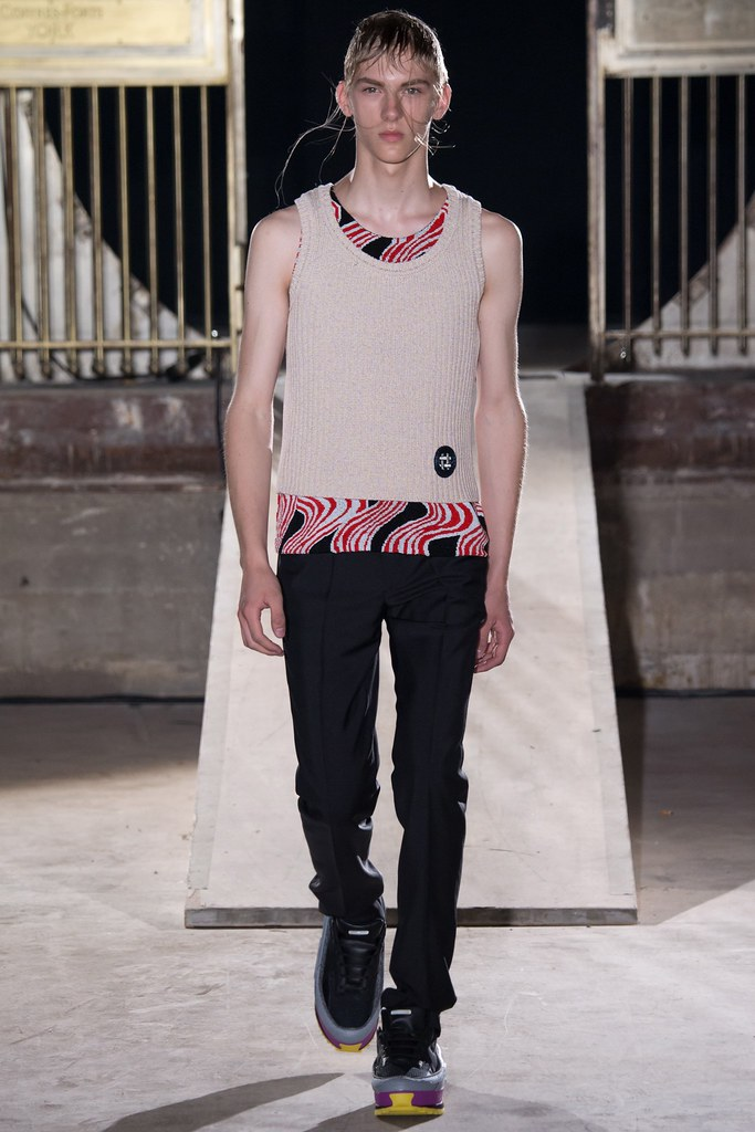 SS15 Paris Raf Simons020_Dominik Sadoch(VOGUE)