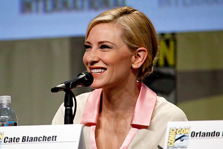 Cate Blanchett - The Hobbit Panel Comic-Con 2014