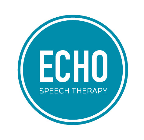 Echo Speech Therapy Logo