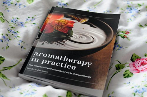 Aromatherapy in Practice book