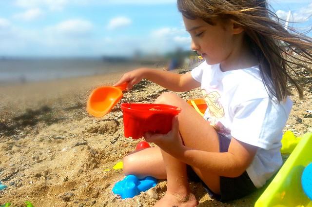 Life's a beach, enjoying the great British seaside