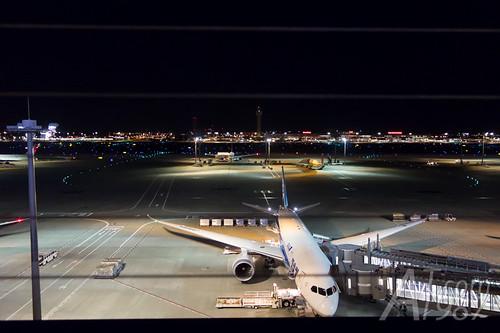 Tokyo International Airport -  Observation Deck
