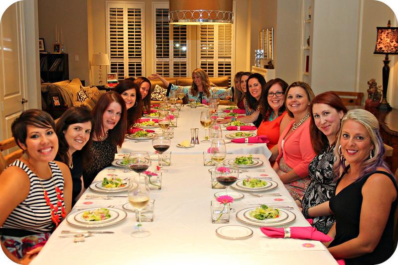 Summer Dinner Party 4