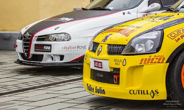 Clio V6 & 156 TS