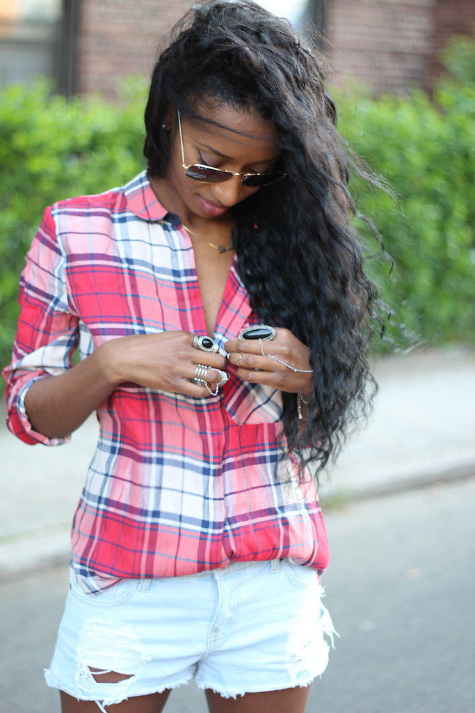 Plaid Shirt 7