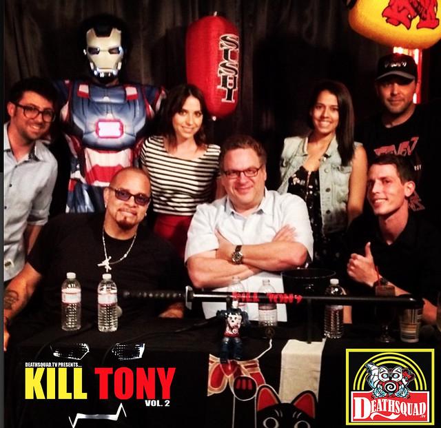 KILL TONY #61