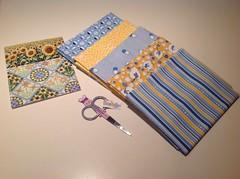 Missouri Mel's 30s fabric swap