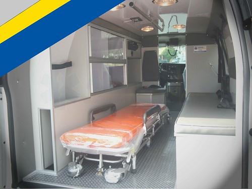 Ambulancia Tipo II TRS