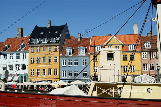 Nyhavn - Copenhagen - July 2014