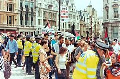 London Gaza Protest 19th July 2014