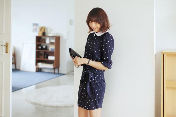 Thời trang công sở Thu Đông 2014 đẹp như Hàn Quốc cho Nữ 15