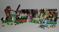 What Should We Build With Our Lego Menagerie That Isn't A Zoo?