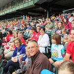 Central Night at the I-Cubs