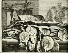 """Image from page 49 of """"Leerzaame zinnebeelden"""" (1757)"""