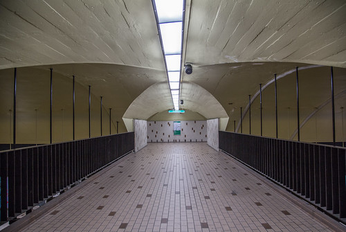 Beaudry Station - Montreal Metro