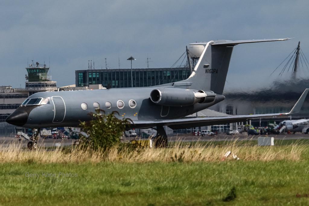 N163PA - GLF3 - Phoenix Air