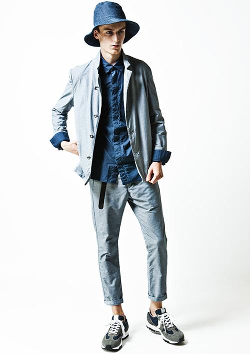 SS15 Tokyo KAZUYUKI KUMAGAI024_Jack Chambers(Fashion Press)
