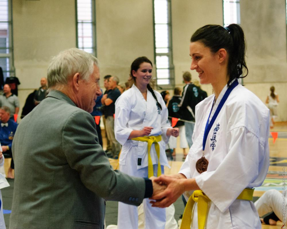 Australian Kyokushin Tournament 2014-10